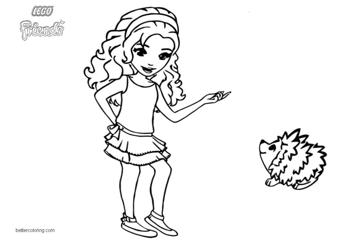 Lego friends stephanie coloring pages master coloring pages for Stephanie coloring pages