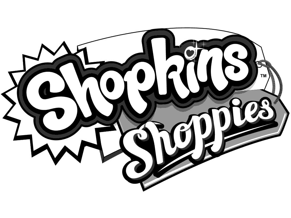 Free Shopkins Shoppies Logo printable