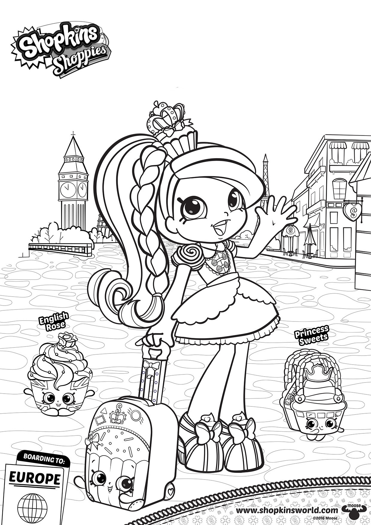 free shoppies coloring pages shopkins world vacation jessicake printable for kids and adults