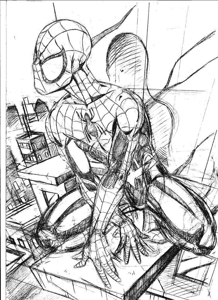 Free Spiderman Homecoming Coloring Pages by cortan343 printable