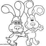 Blue\'s Clues Coloring Pages - Free Printable Coloring Pages