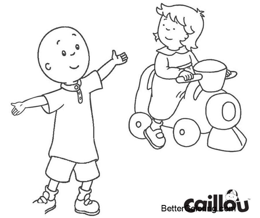 everythings rosie coloring book pages - photo#28