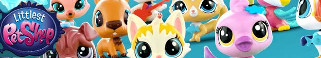 Littlest Pet Shop Coloring Pages banner