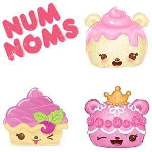 Free Printable Num Noms Coloring Pages