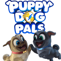 Puppy Dog Pals Coloring Pages Printable