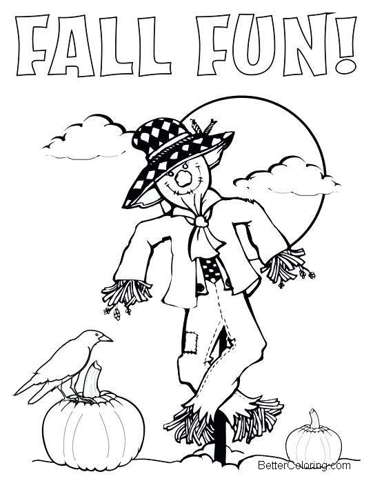september printable coloring pages - photo#32