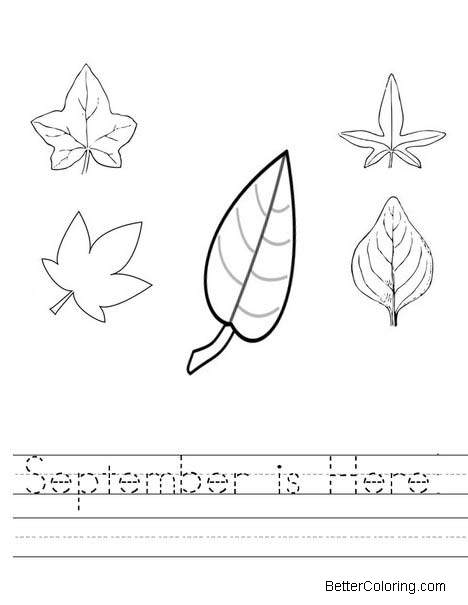 september 16 activities coloring pages - photo#10