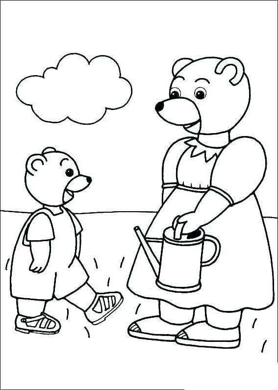 Free Printable Brown Bear Brown Bear Coloring Pages for Kids printable