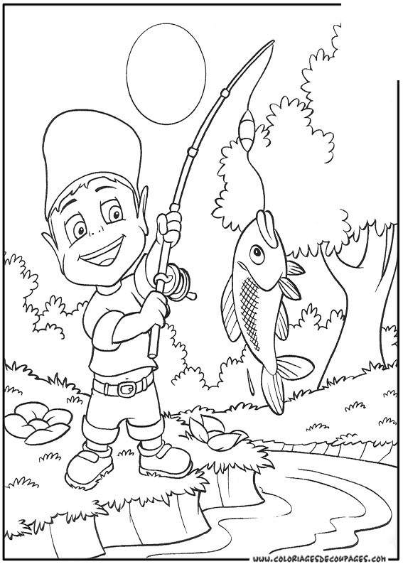 Free Adiboo Coloring Pages Clipart 88 printable