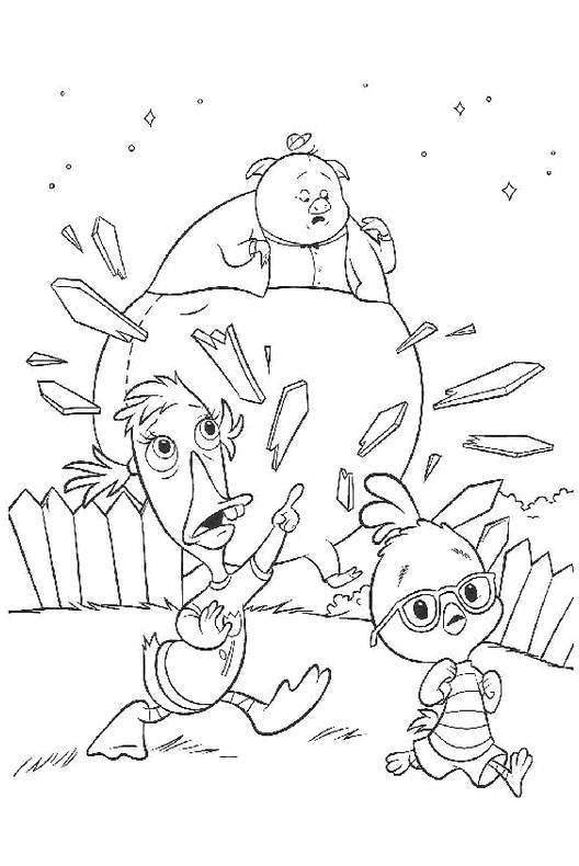 Easy Little Kid Coloring Pages