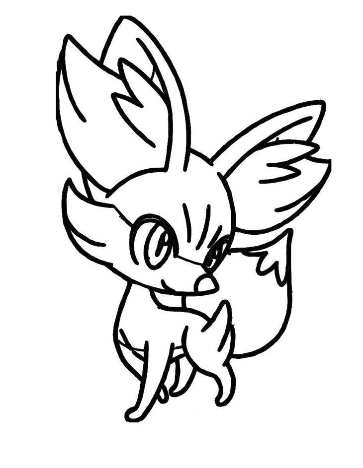 Easy Legendary Pokemon Coloring Pages Characters Free