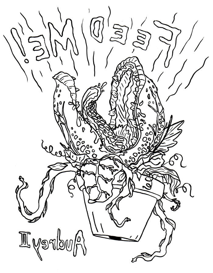 Free Horror Coloring Pages Characters For Adults Free
