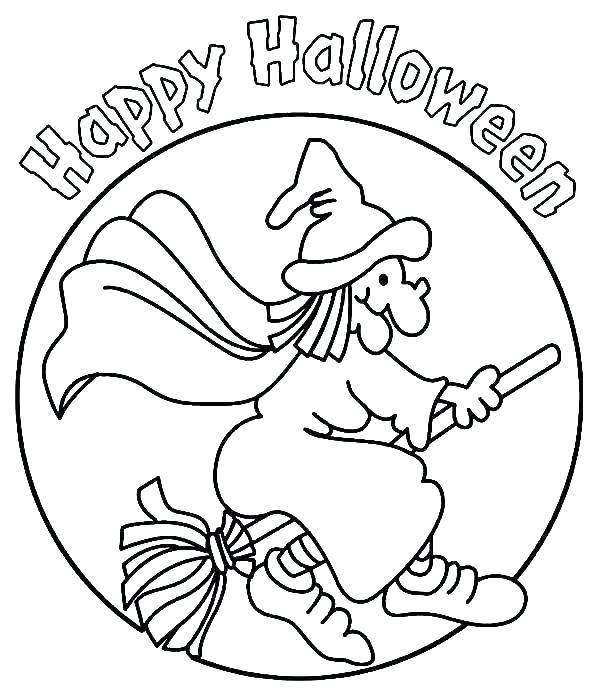 Jack O Lantern Coloring Pages Coloring Book Free Printable - Jack-o-lantern-coloring-pages-printable