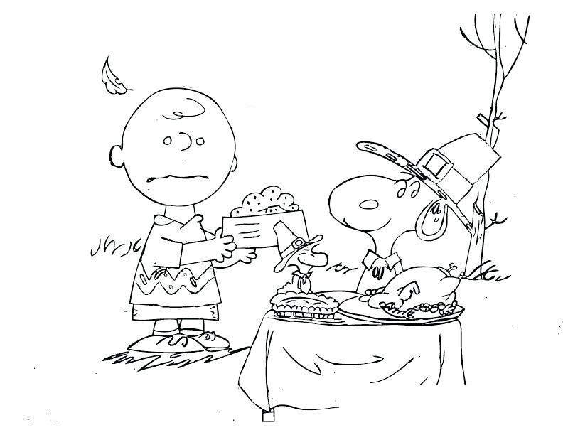 Free New Charlie Brown Coloring Pages Black and White printable