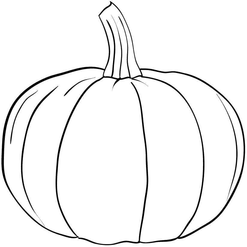 Free Printable Halloween Pumpkins Coloring Pages Fan Art printable