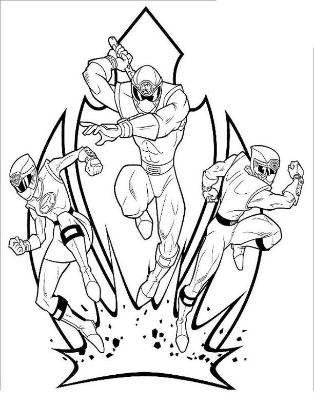 Free Printable Power Rangers Coloring Pages Coloring Sheets printable