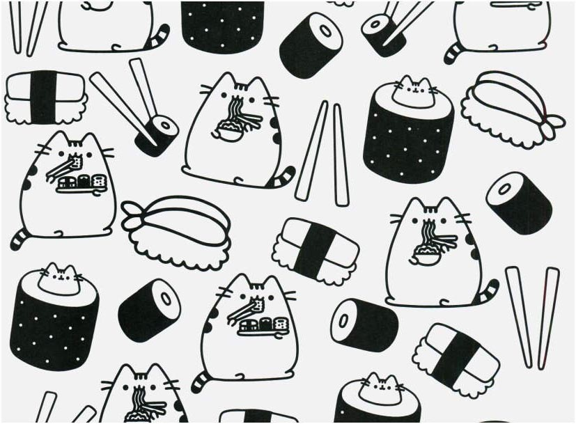 Free Pusheen Coloring Pages Drawing Pictures printable