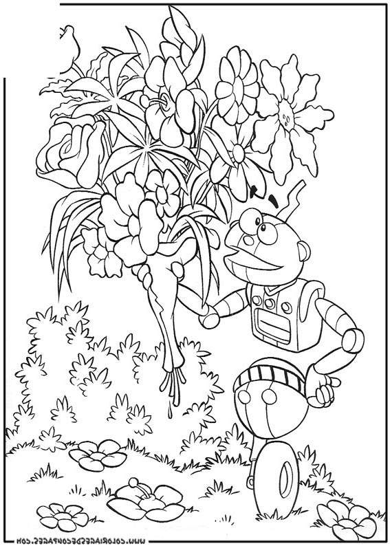 Free Simple Adiboo Coloring Pages Free to Print 57 printable