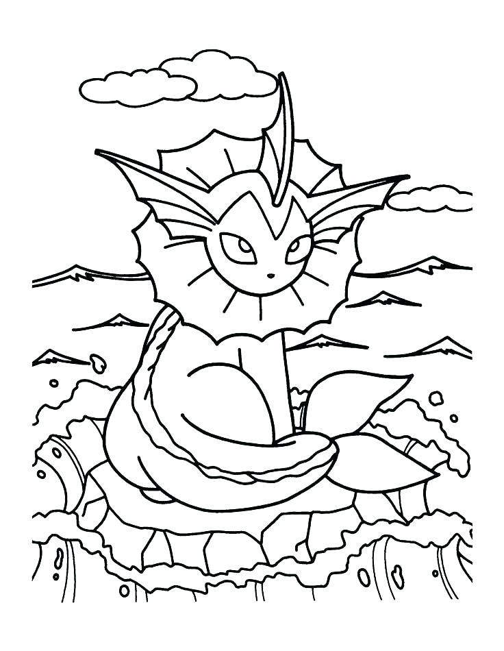 The Legendary Pokemon Coloring Pages Coloring Sheets ...
