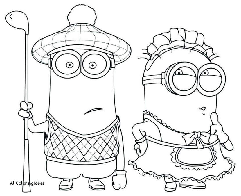 Free Minions Coloring Pages Fresh Linear Despicable Me 306 printable
