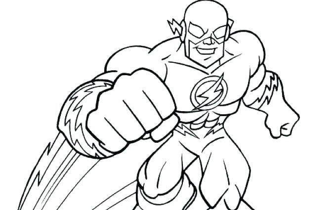 Free The Flash Coloring Pages Free Hand Drawing s Pages 598 printable