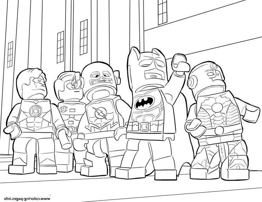Free The Flash Coloring Pages Printable Hand Drawing Lego Batman Ironman 593 printable