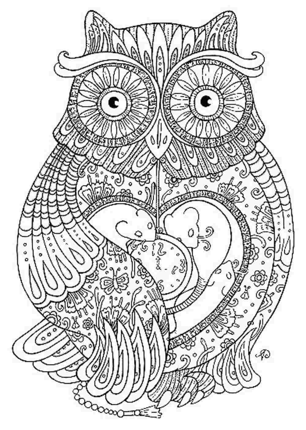 Free Animal Mandala Coloring Pages And Craft for Kids printable