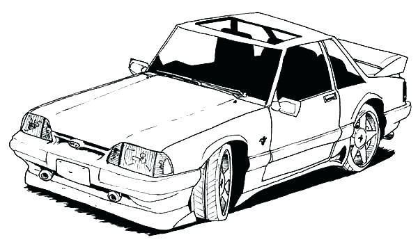 Awesome Mustang Coloring Pages 1498 Free Printable Coloring Pages
