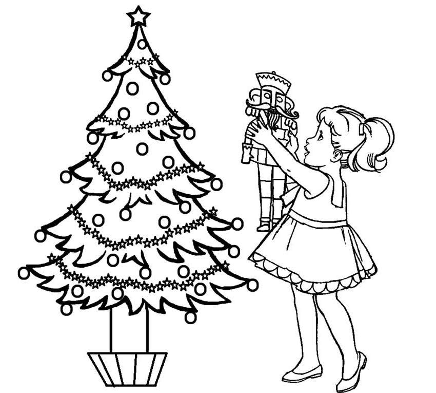 Awesome Nutcracker Coloring Pages 314 Free Printable Coloring Pages