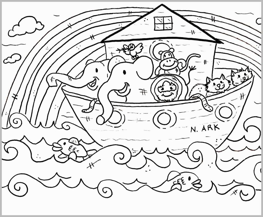 Bible Story Coloring Pages Characters - Free Printable