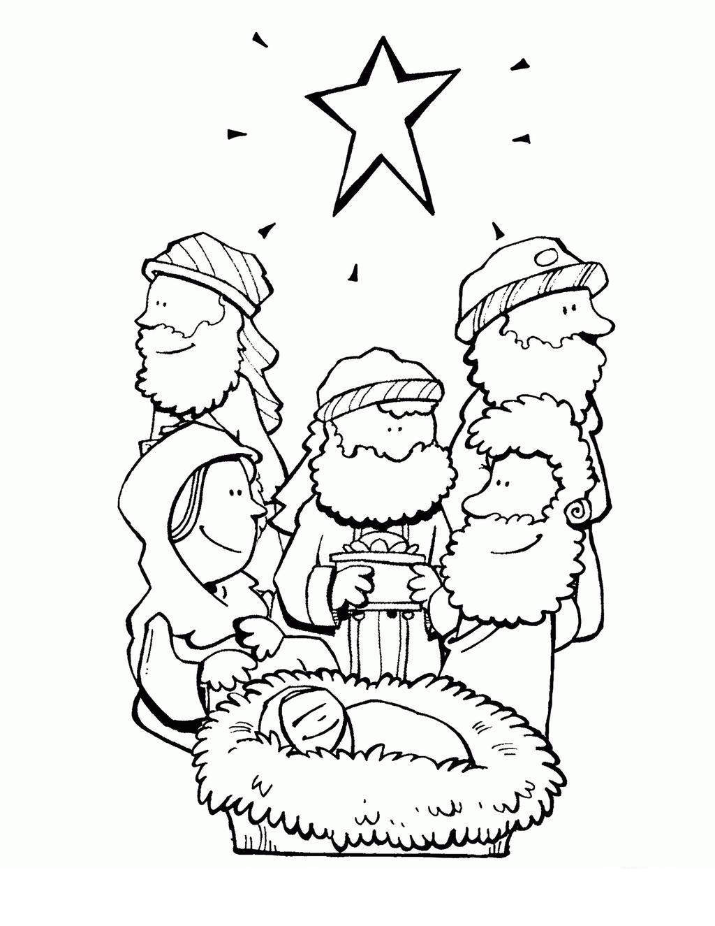 Bible Story Coloring Pages Sunday