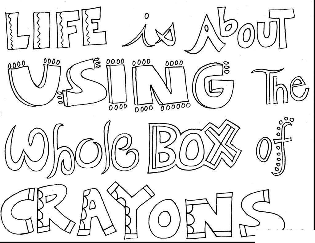 Dr Seuss Coloring Pages Quotes Auto For Adults Free Printable