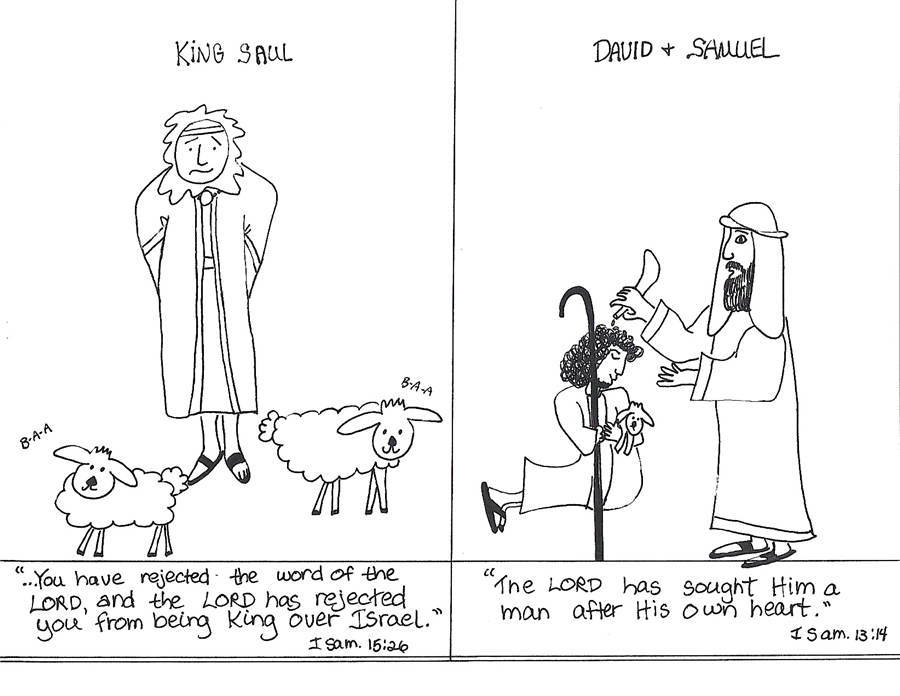 Fresh Samuel In The Bible Coloring Pages Story Library Free