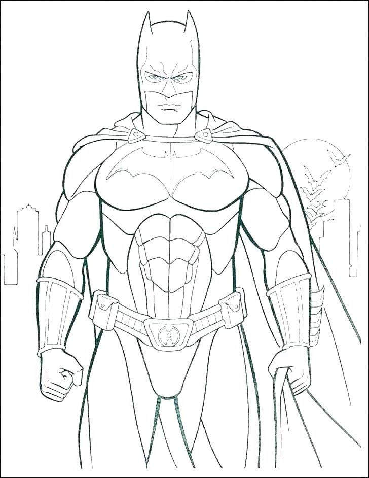 Lego Batman Coloring Pages Awesome Linear Books 956 Free Printable
