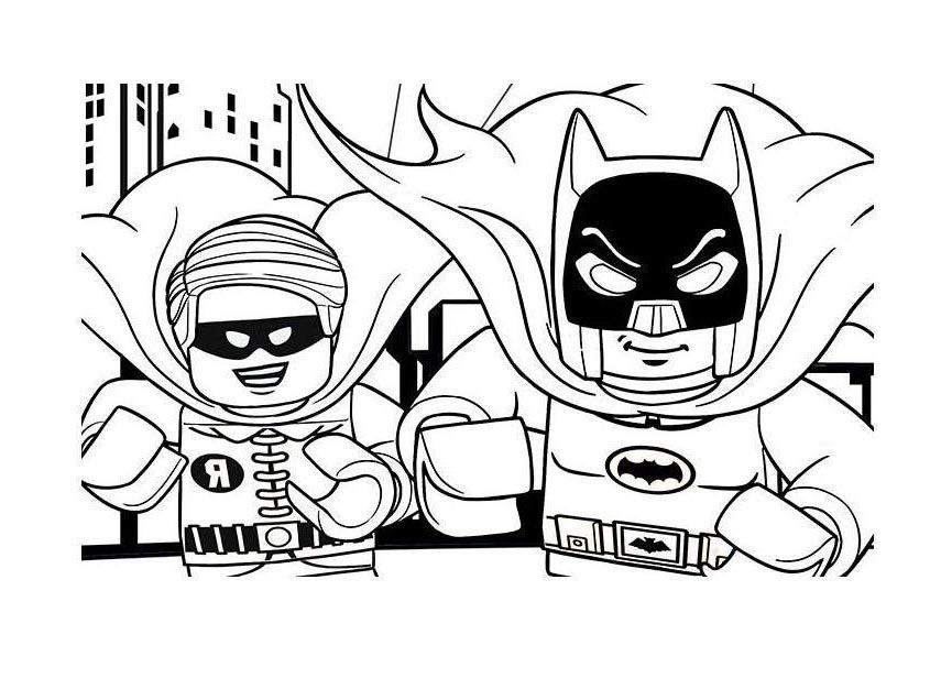 Lego Batman Coloring Pages New Download 671 Free Printable