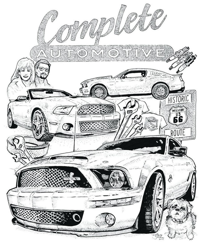 Mustang Coloring Pages Download 2503 Free Printable Coloring Pages