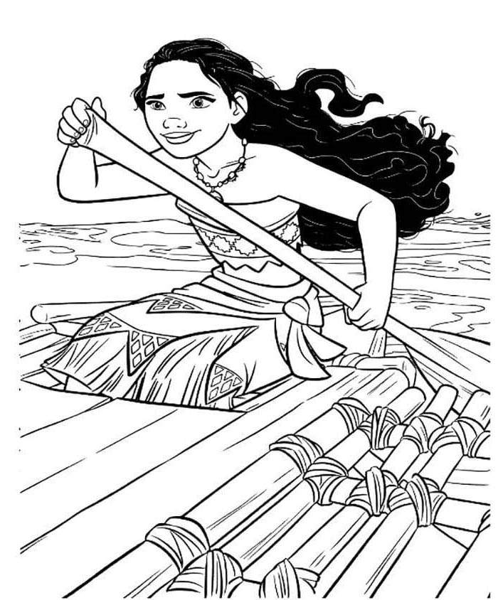 photograph relating to Printable Moana Coloring Pages called Refreshing Moana Coloring Web pages Maui Sport - Cost-free Printable