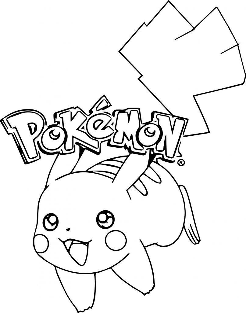photograph regarding Printable Pikachu called Printable Pikachu Coloring Web pages Pokemon Obtain - Totally free