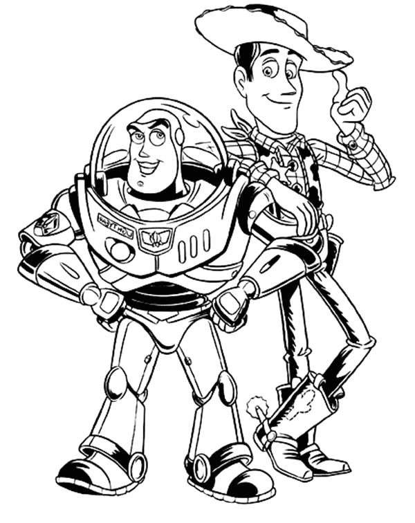 Free Toy Story Coloring Pages Printable Coloring Book 2246 printable