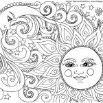 Abstract Art Coloring Pages 521 Hand Drawing Free Printable