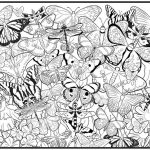 Adults Nature Coloring Pages 1467 Sketch - Free Printable Coloring Pages
