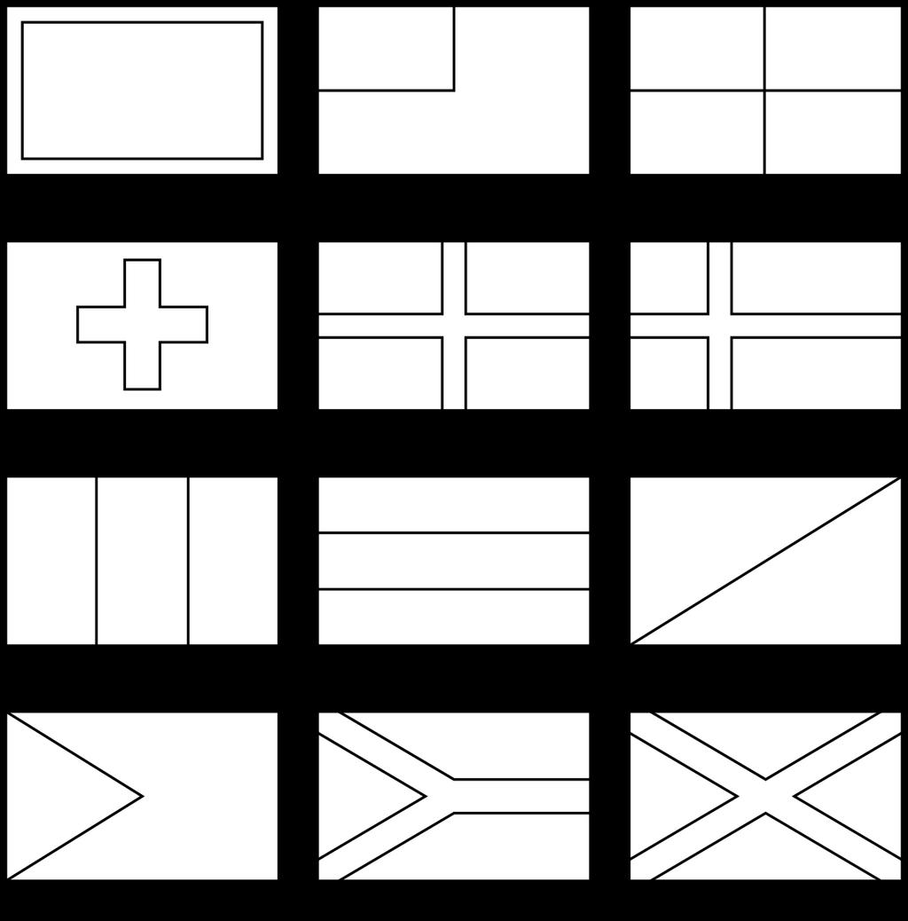 Africa Flag Coloring Pages Flags High - Free Printable ...