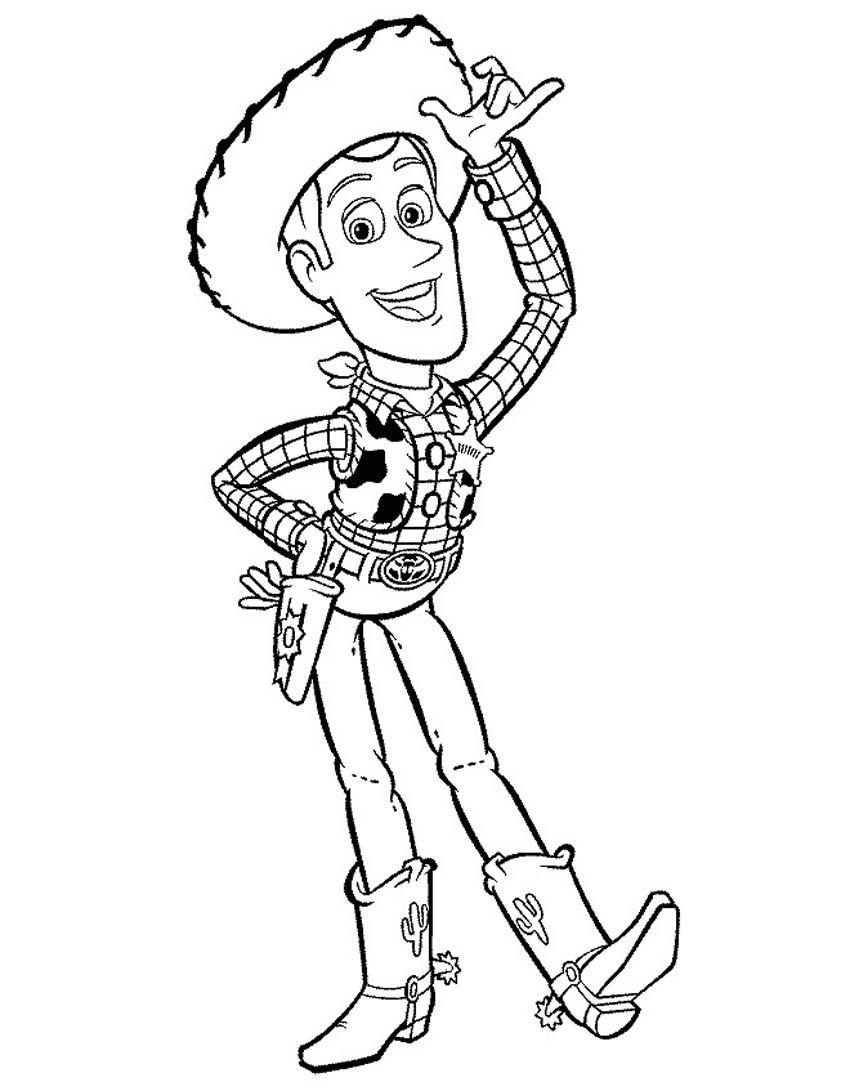 820 Cowboy Coloring Pages  Images