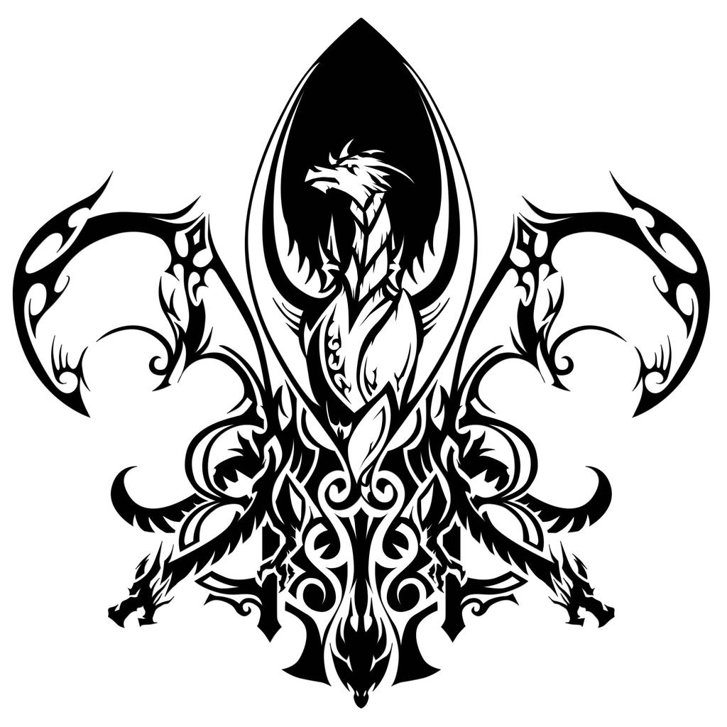 graphic about Fleur De Lis Printable called Fleur De Lis Coloring Webpages Startling Insider Black and