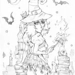 Hocus Pocus Coloring Pages Coloring Pages - Free Printable Coloring ...