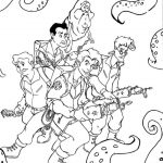 Hocus Pocus Coloring Pages Mary Sanderson Line Drawing ...