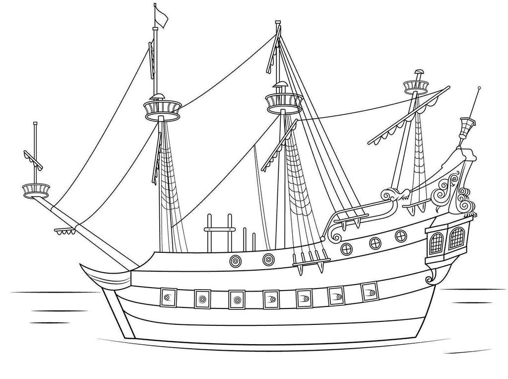 Free Jake And The Neverland Pirates Coloring Pages In Mofassel Drawings printable