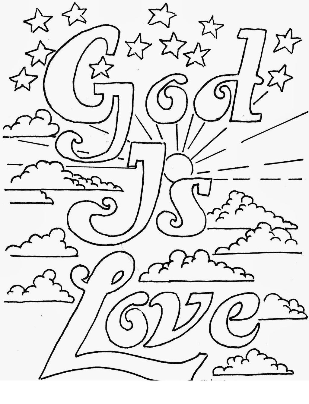 Jesus Loves Me Coloring Pages Beautiful Sketch - Free ...