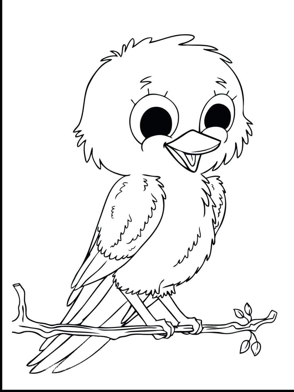 Jungle Animal Coloring Pages Baby Bokamosoafrica Sketch - Free ...