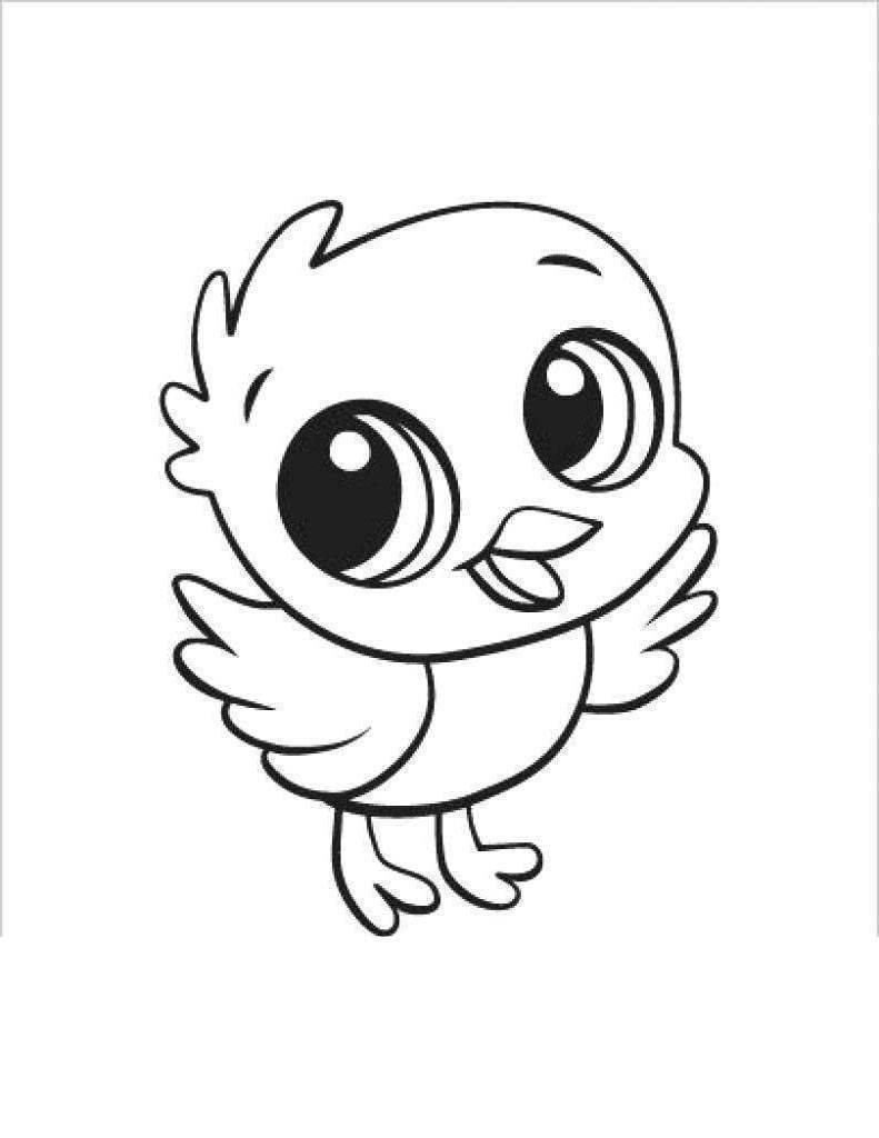Jungle Animal Coloring Pages Baby Chronicles Activity - Free ...